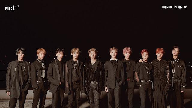 nct 127 comeback regular irregular album jungwoo