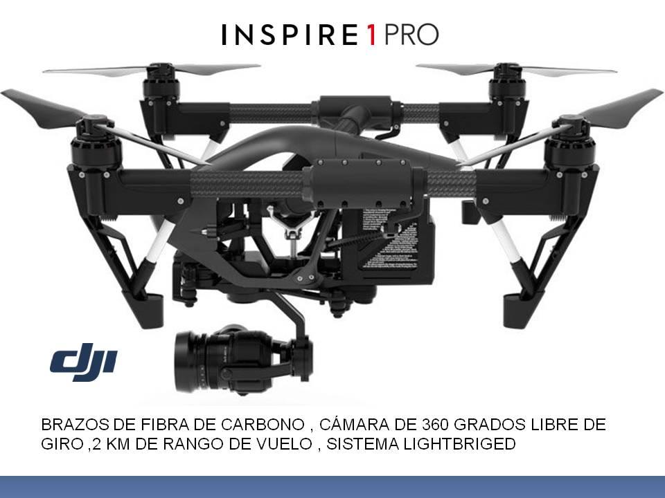 drone dji inspire 1 pro  | 650 x 433
