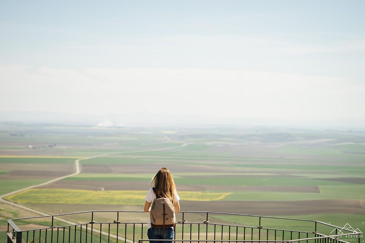 Visitar a Andaluzia - Vista a partir do miradouro de Arcos de la Frontera