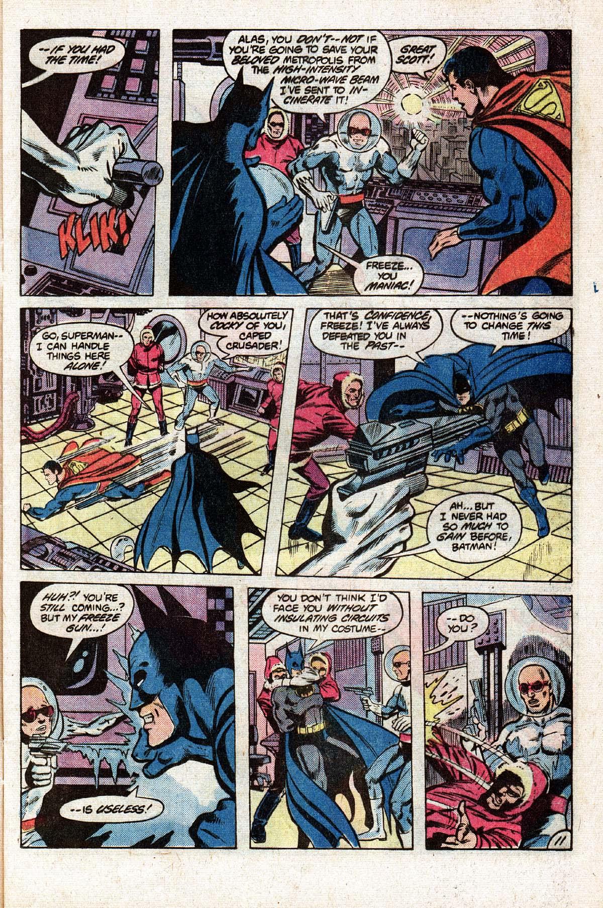 Read online World's Finest Comics comic -  Issue #275 - 13