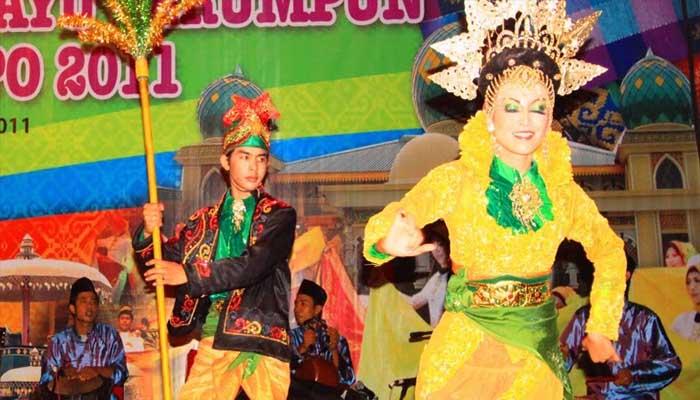 Tari Manggar, Tarian Tradisional Dari Riau Dan Kepulauan Riau