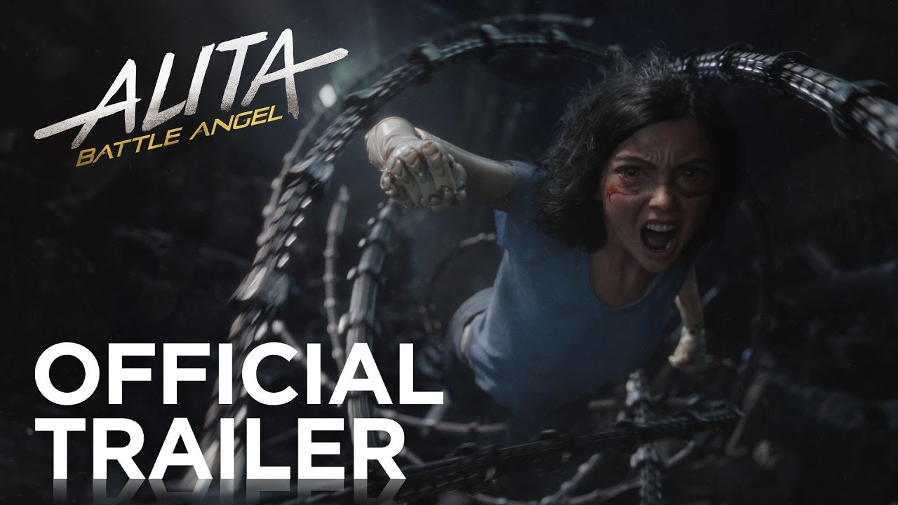 3ed9bbc304 The third full length trailer for Alita: Battle Angel is here! Check it out  here at The Movie Sleuth.