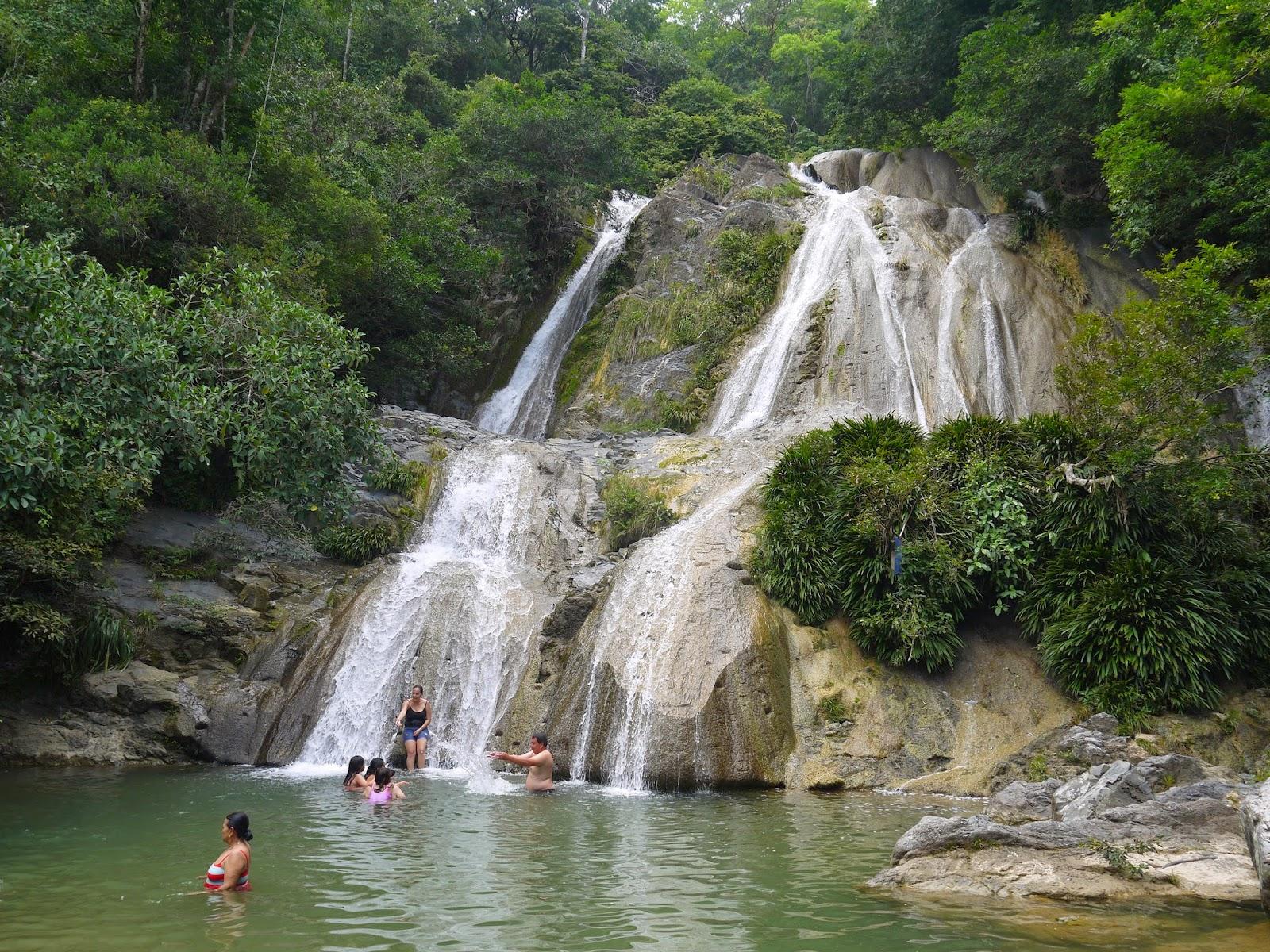 Cascadas Chicala