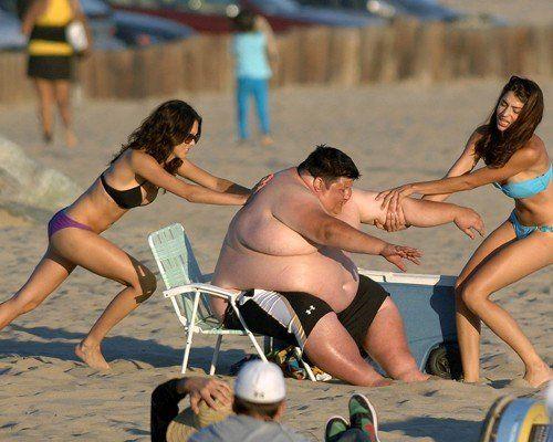 funny fat men pics