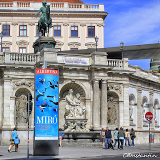 Viena - Muzeul Albertina - blog FOTO-IDEEA