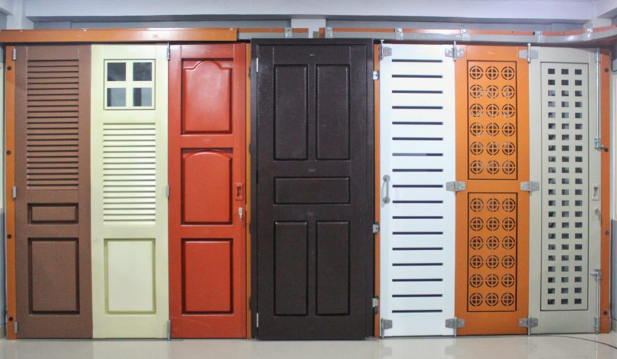 spesialis fabrikasi pintu besi Jakarta Pusat