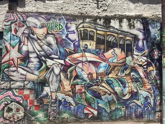 RIO DE JANEIRO, SANTA TERESA TRAM