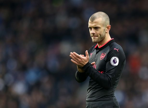 Crystal Palace interested in unsettled Jack Wilshere