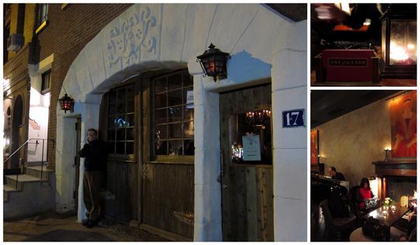 Alexander Hamilton Restaurant Nyc