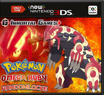 Pokémon Omega Randomlocke Decrypted 3DS EUR