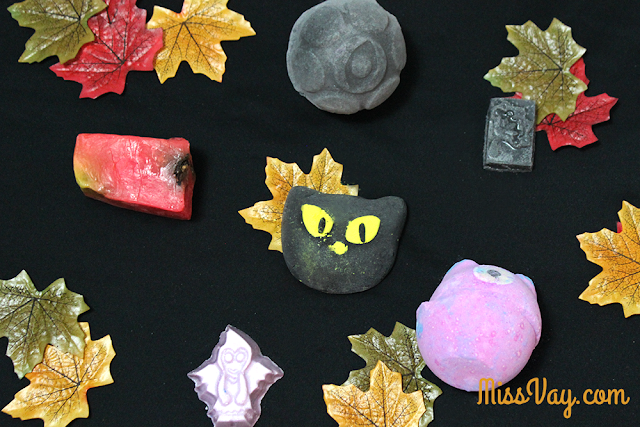 Collection Halloween 2017 chez Lush