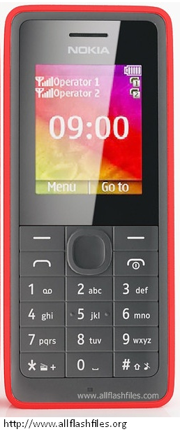 Nokia 107 RM-961 Latest Flash File Free Download