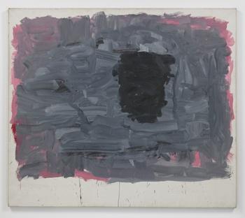 Philip Guston painting