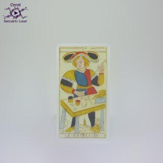 Tarot de Marseille (Heron) - The Magician