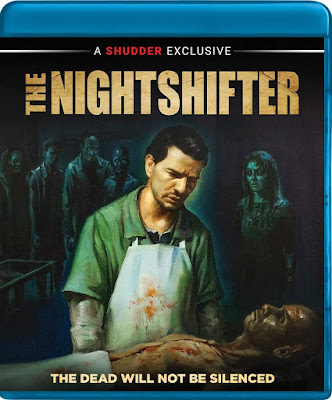 The Nightshifter Bluray
