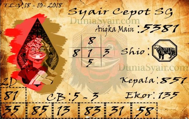 13129 Code Syair SGP