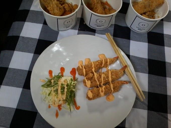 Makanan Jepang Siap Saji, Ya OHASHI