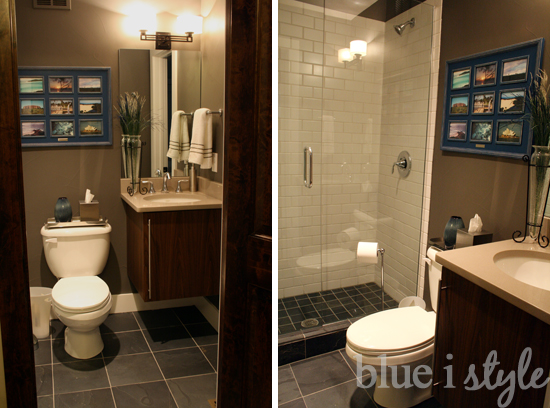 Tips for organization and storage in small bathrooms
