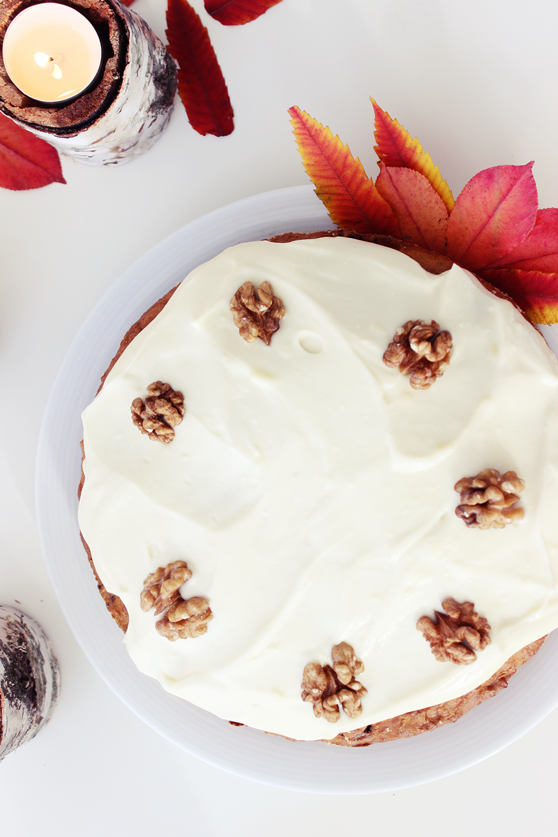 Klastyczne ciasto marchewkowe BLOG