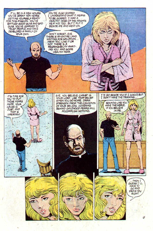 Read online Secret Origins (1986) comic -  Issue #28 - 21