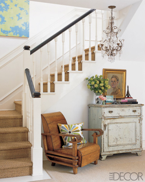 Driven By Décor: In Search of a Fabulous Foyer Console