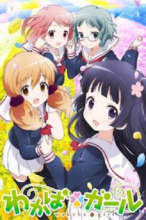 detail dan nonton trailer anime Wakaba*Girl (2015)