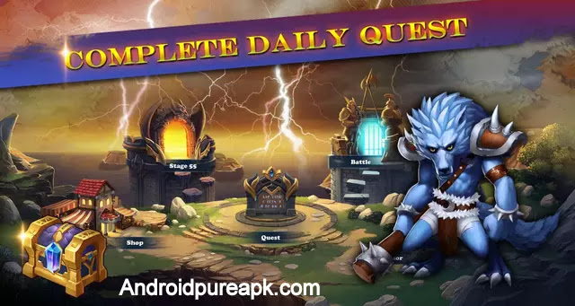 Defender III Apk Download Mod