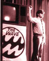 Characterization of Ben Ross - The Wave