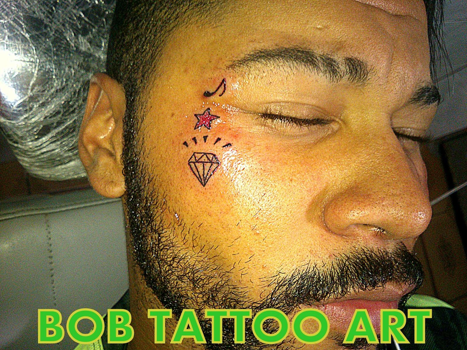 Tatuagem No Rosto Igual Do Mc Guime Fui juntando uma na outra. tatuagem no rosto igual do mc guime