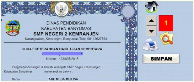Download Aplikasi SKHU SMP Terbaru 2017