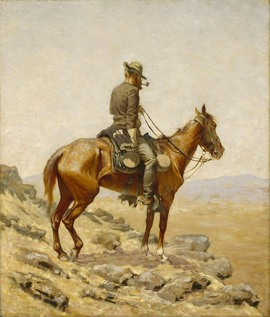 Frederic Remington Western Art