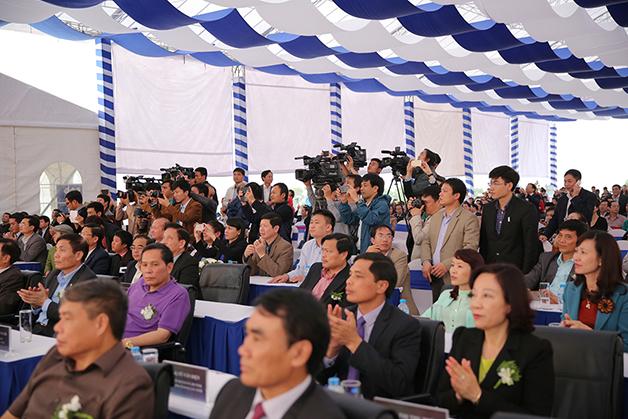 Buổi lễ có sự tham dự của hơn 90 cơ quan thông tấn, báo chí Trung ương và địa phương.