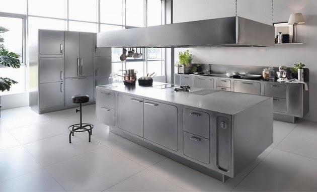 Desain Dekorasi Dapur Sederhana Minimalis