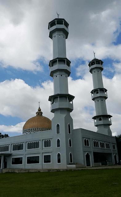 Beautiful Masjid's In The Philippines Batu Batu Panglima Sugala HD Wallpaper