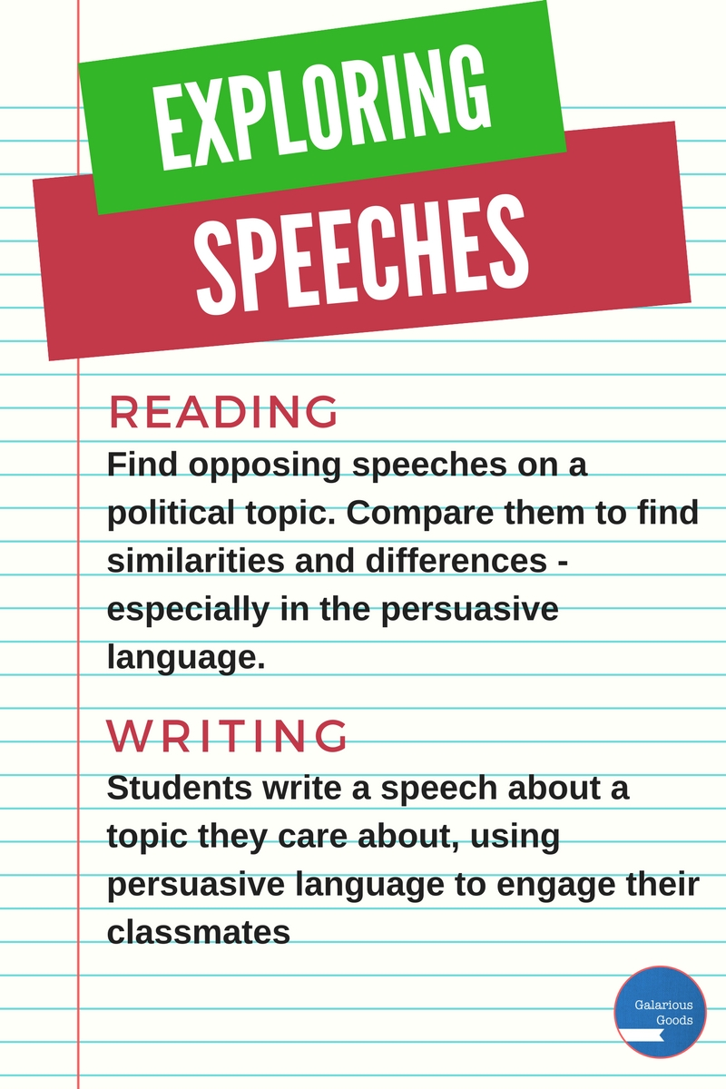 persuasive writing political speeches Keywords: meta-discourse markers, persuasive power, political speeches 1   of meta-discourse consider all discourse decisions that writer.
