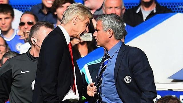Buku Terbaru Mourinho Ungkap Kebencian Mendalam pada Wenger