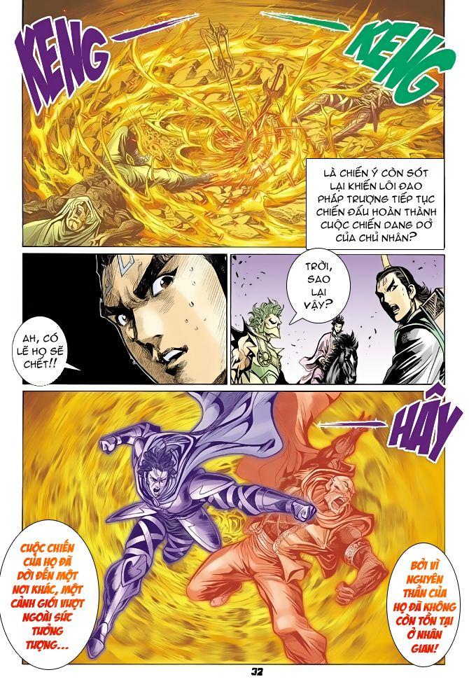 Đại Đường Uy Long chapter 65 trang 31