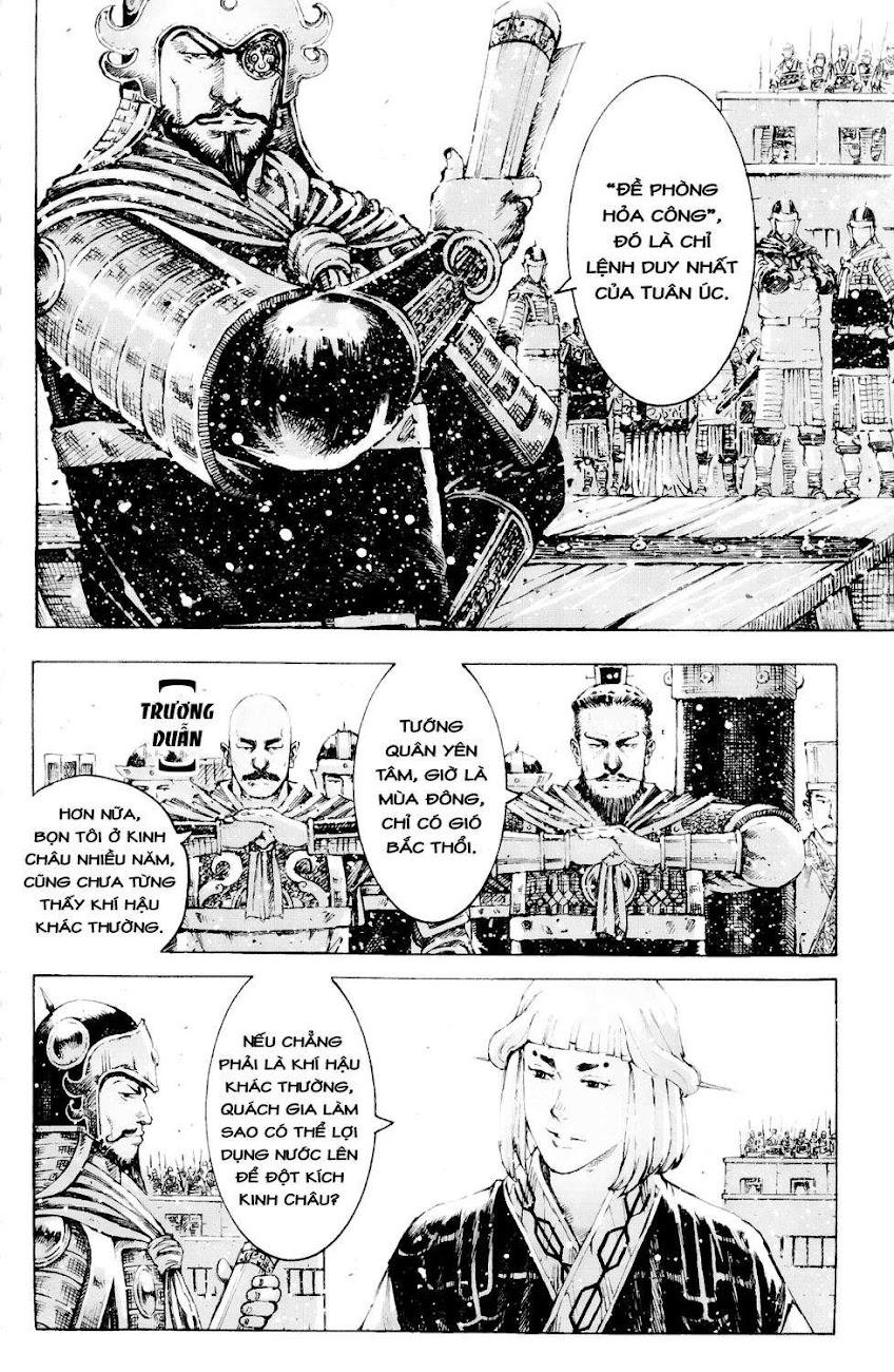 Hỏa phụng liêu nguyên Chương 403: Đệ nhất quân sư [Remake] trang 14