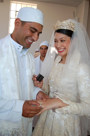 A Whole Lot Of Planning Went Into Getting This Wedding To Be What Is Was I Take My Hat Off Aneesah And Say Three Cheers Her Husband