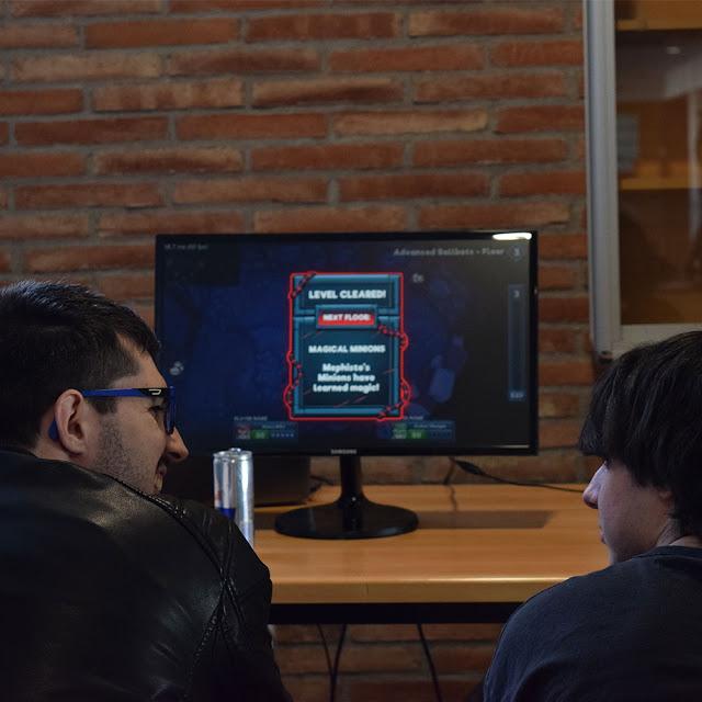 Videojuegos en la UAB Techparty