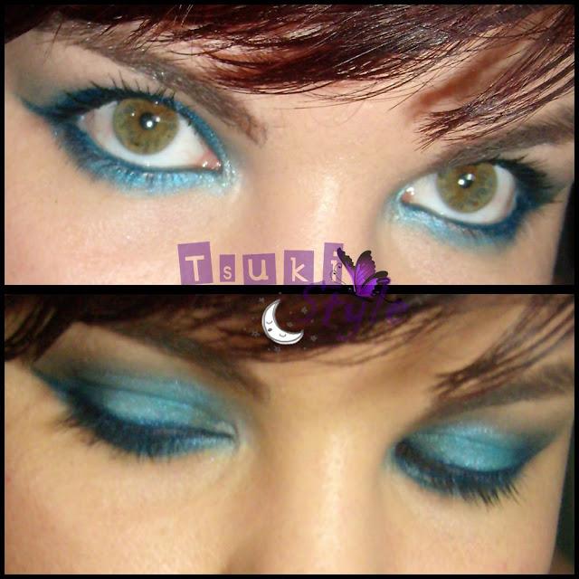look azul