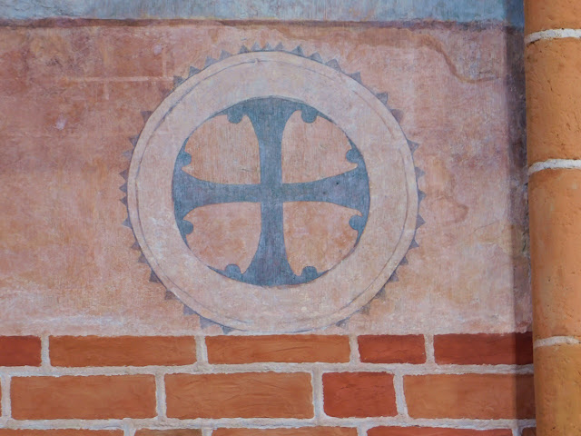 templariusze, chwarszczany, znak