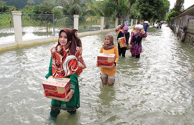 230 Desa di Aceh Rawan Bencana
