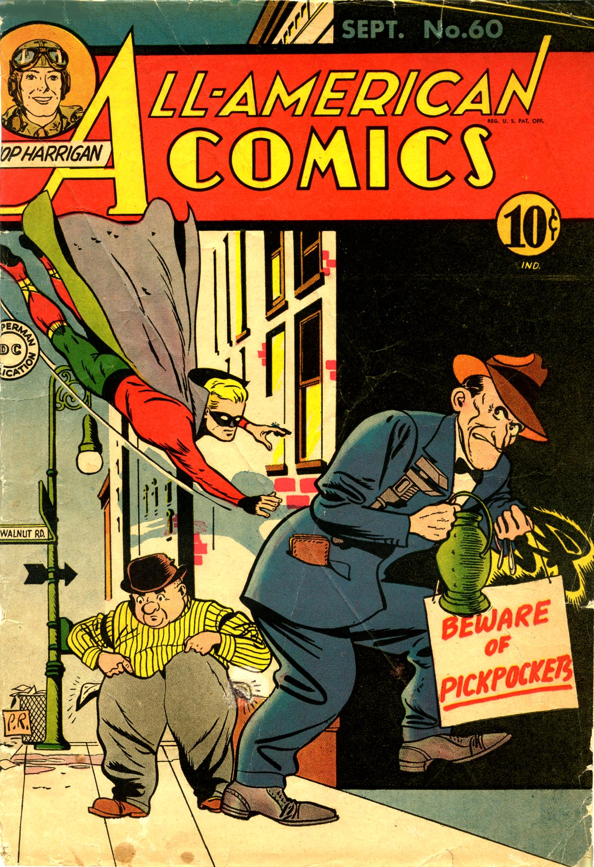 Read online All-American Comics (1939) comic -  Issue #60 - 1