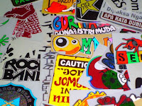 5 Beda Cutting Sticker dan Printing Sticker