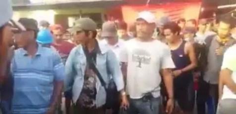 Ini Wajah Pengeroyok yang Bakar Pria Dituduh Nyolong Ampli di Bekasi