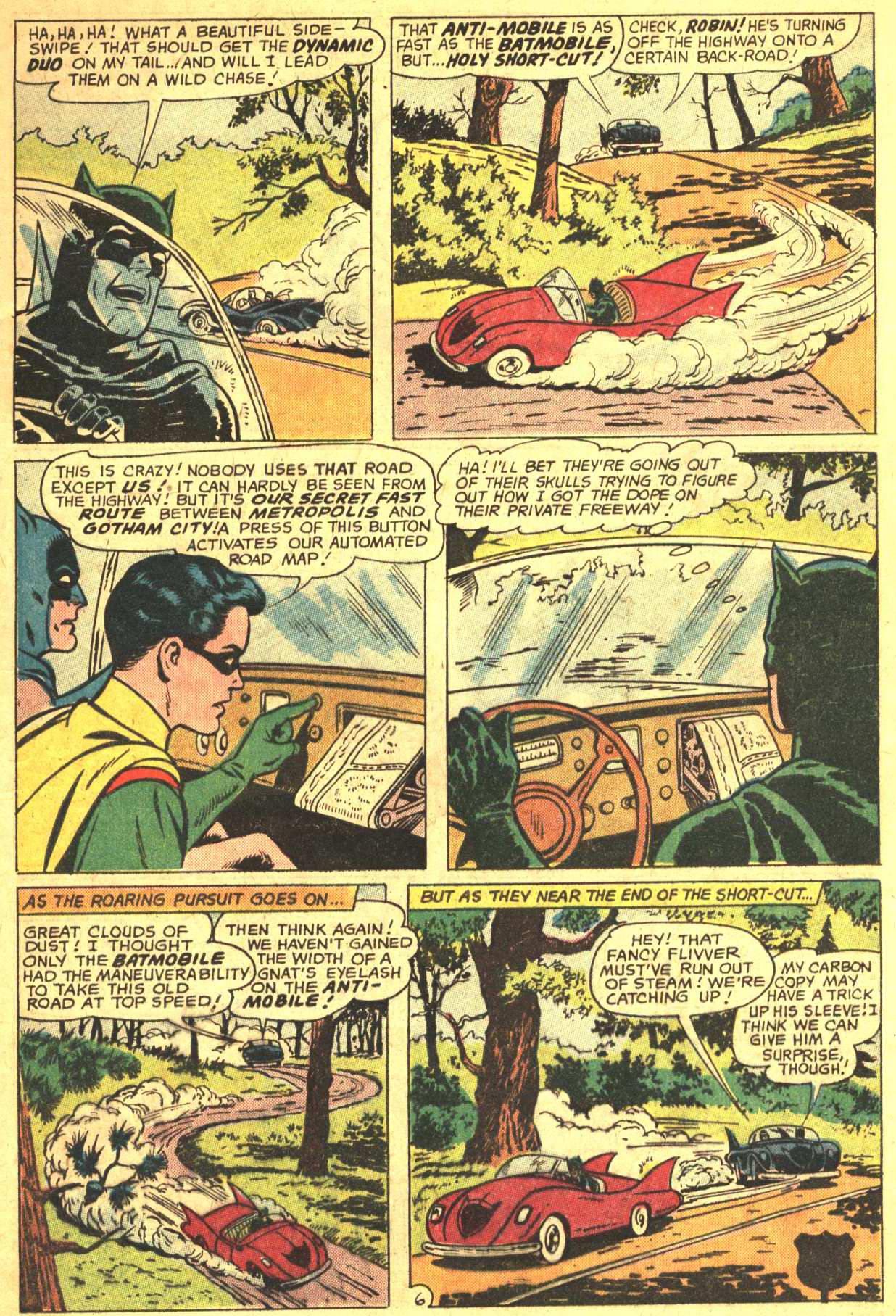 Read online World's Finest Comics comic -  Issue #159 - 9