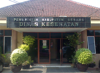 Penerimaan Tenaga Harian Lepas (THL) Kesehatan/Kontrak di Lingkungan Dinas Kesehatan Kabupaten Serang Tahun 2017