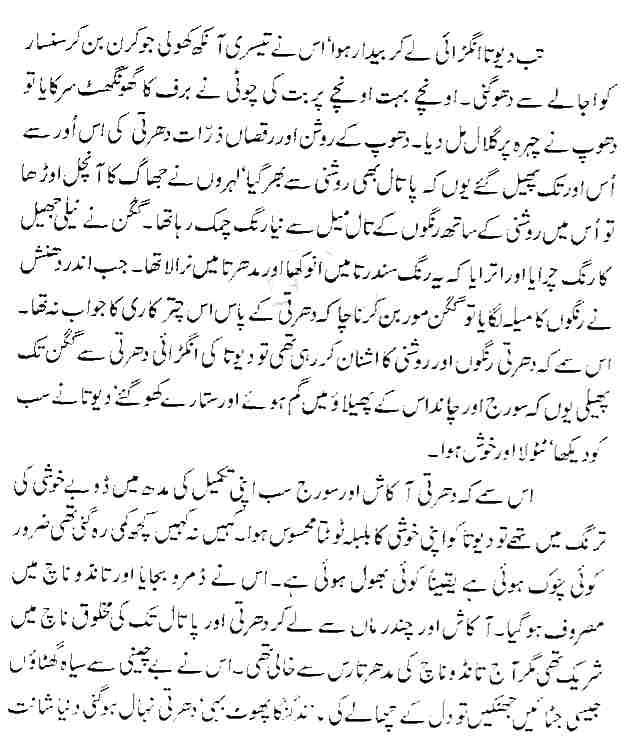 Saleem Akhtar Urdu Afsanay