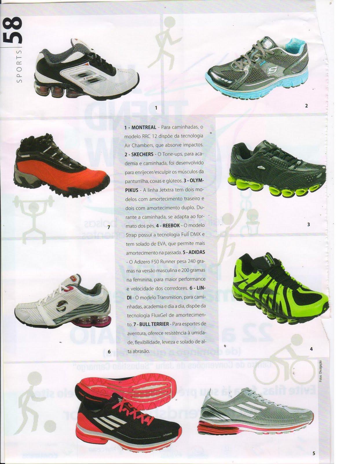 70c1f9683f3 Foi publicado sobre o Tênis Montreal